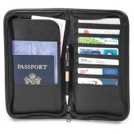 Custom Journey Document Holder