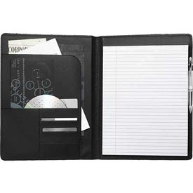 Imprinted K Street Writing Pad