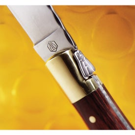 Logo Laguiole 6-piece Steak Knife Set