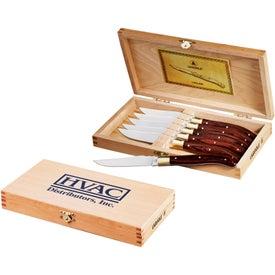 Laguiole 6-piece Steak Knife Set