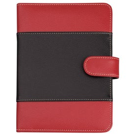 Lamis Two Tone Junior Folder for Promotion