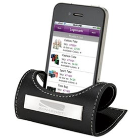 Leather Cell Phone Holder for Your Company