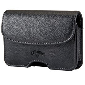 Leather Clip On Phone and Card Case
