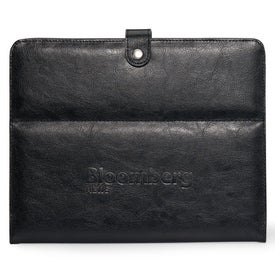 Leather Tablet Stand Branded with Your Logo