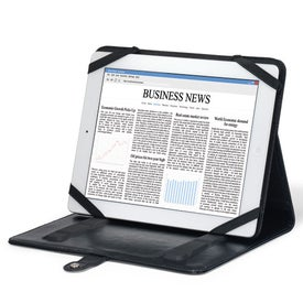 Leather Tablet Stand for Promotion