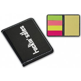 Leatherette Flag Folio