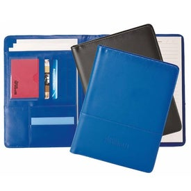 Leather Padfolio - Colorplay