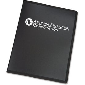 Letter Size Portfolio with Pen Giveaways