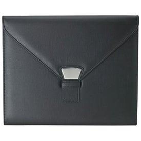 Logo Lichee Finish Letter Size Folio