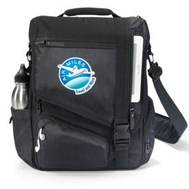 Lives in Motion Momentum Computer Messenger Bag