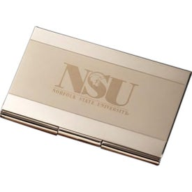 Lisbon Business Card Holder