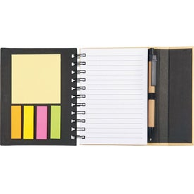 Lock-it Mini Spiral Notebook for Customization