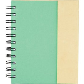 Lock-it Mini Spiral Notebook for Your Company