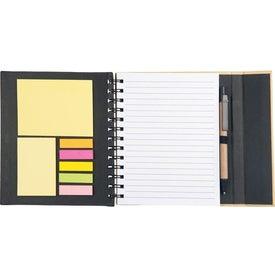 Company Lock-it Spiral Notebook