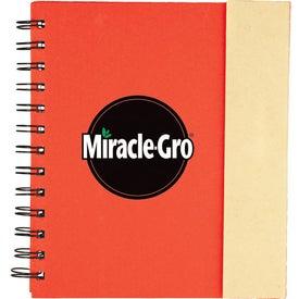 Lock-it Spiral Notebook for Customization