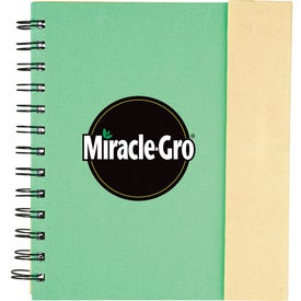Promotional Lock-it Spiral Notebook