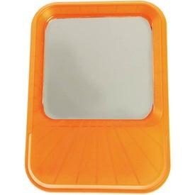 Logo Locker Mirror