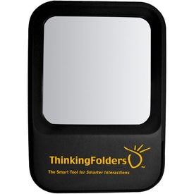 Locker Mirror Imprinted with Your Logo