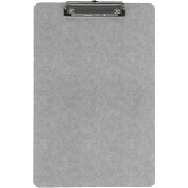 Monogrammed Low Profile Clipboards