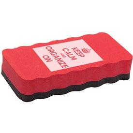 Monogrammed Magnetic Dry Eraser