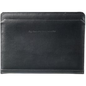 Manchester Padfolio with Your Slogan