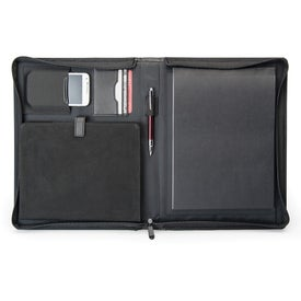 Manchester Portfolio with iPad Case with Your Slogan
