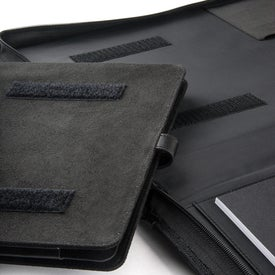 Manchester Portfolio with iPad Case Imprinted with Your Logo