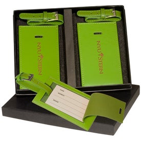 Company Marquis Two Luggage Tag Set