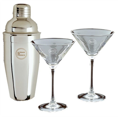 how to use a martini shaker
