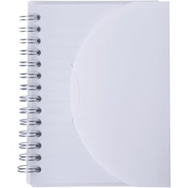 Medium Spiral Curve Notebook for Your Organization