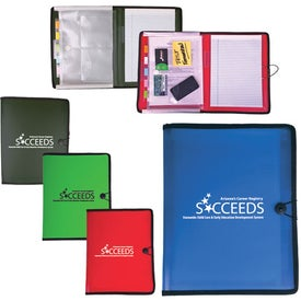 Customized Meeting Organizer/Folio