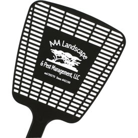 Mega Fly Swatter for Advertising