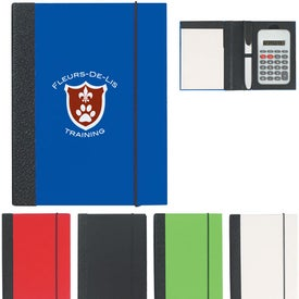 Memo Case With Calculator Branded with Your Logo