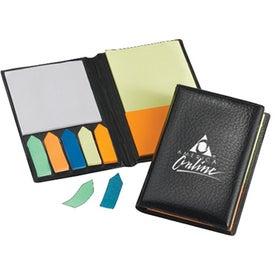 Nauta Memo Pad and Sticky Note Folder