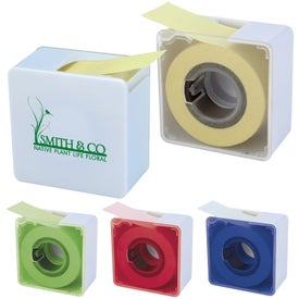 Memo Tape Dispenser