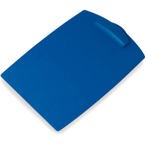 Translucent Blue Message Clipboard