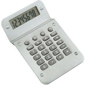 Metallic Calculator for Marketing