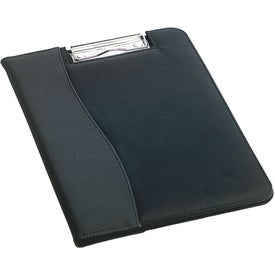 Personalized Microfiber Clip Board with Embossed PVC Trim
