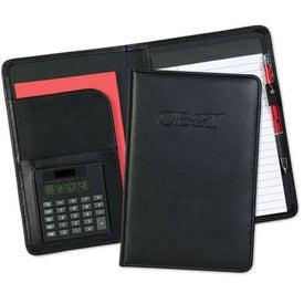 Milan Jr. Pad Holder with Calculator