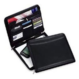Milan Zippered Padfolio for Advertising