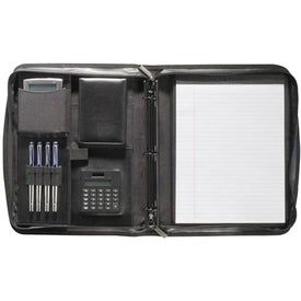 Milano Deluxe Versa-Folio Branded with Your Logo