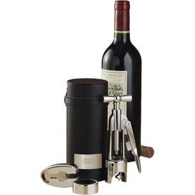 Advertising Milano Wine Set