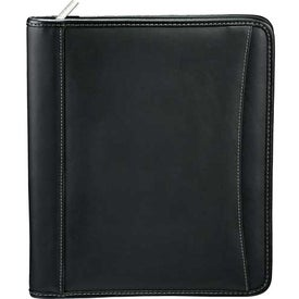 Monogrammed Millennium Leather eTech Writing Pad