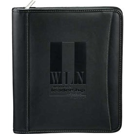 Promotional Millennium Leather eTech Writing Pad