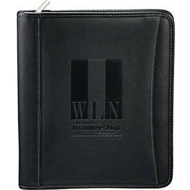 Promotional Millennium Leather eTech Writing Pad