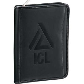Personalized Millennium Leather Jr. eTech Padfolio