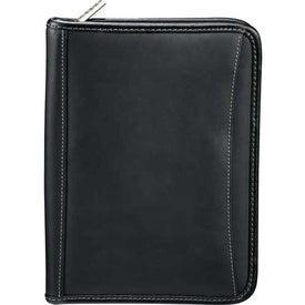 Millennium Leather Jr. eTech Padfolio for Your Church