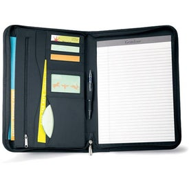 Millennium Microfiber Padfolio for Your Organization