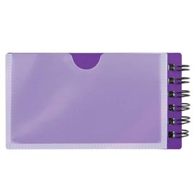 Advertising Mini Business Card Jotter