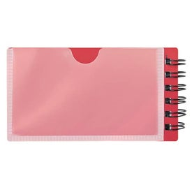 Mini Business Card Jotter for Advertising